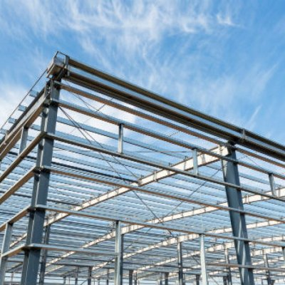 Fabrication of steel structures